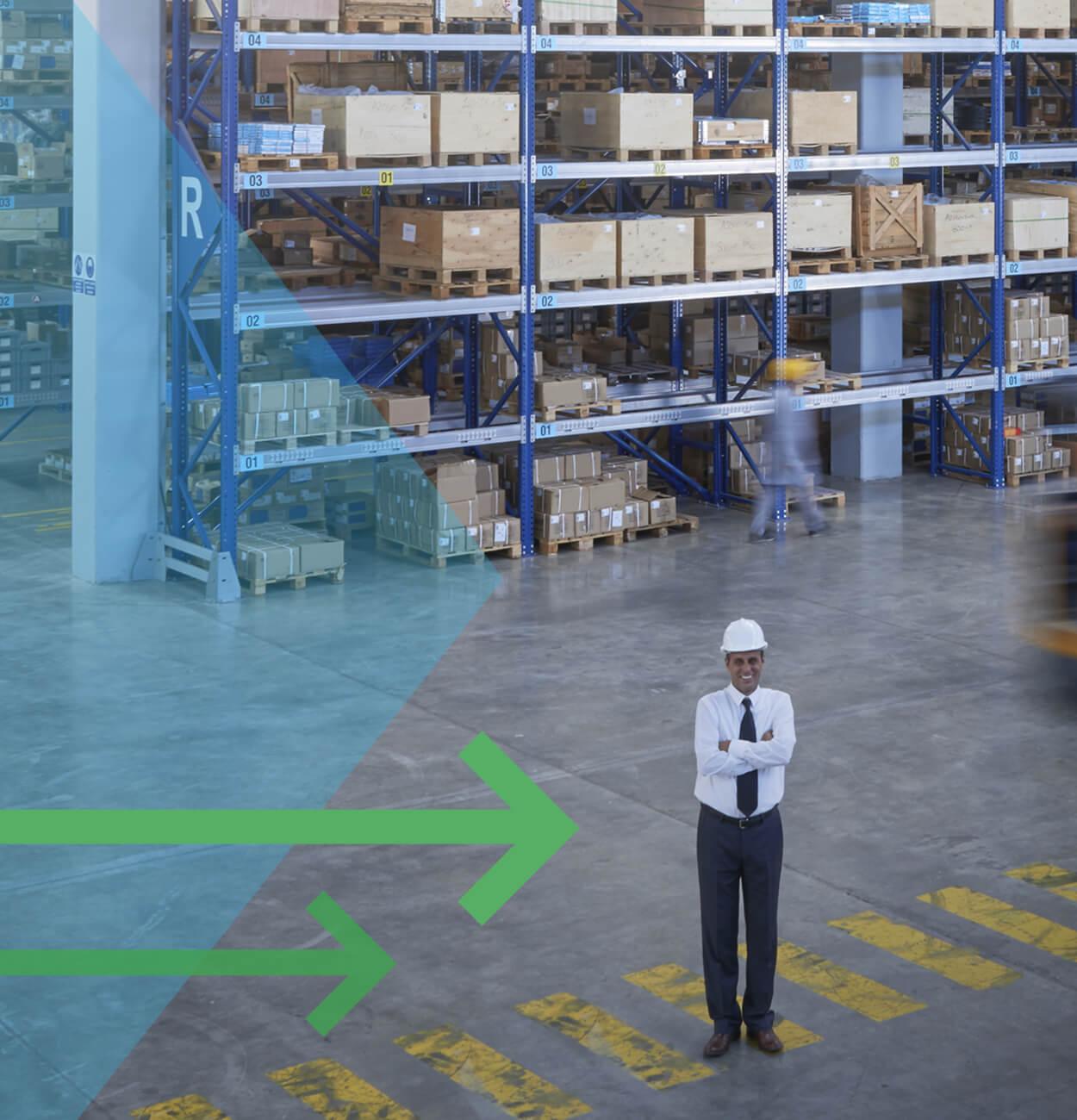 3PL Warehouse Management System