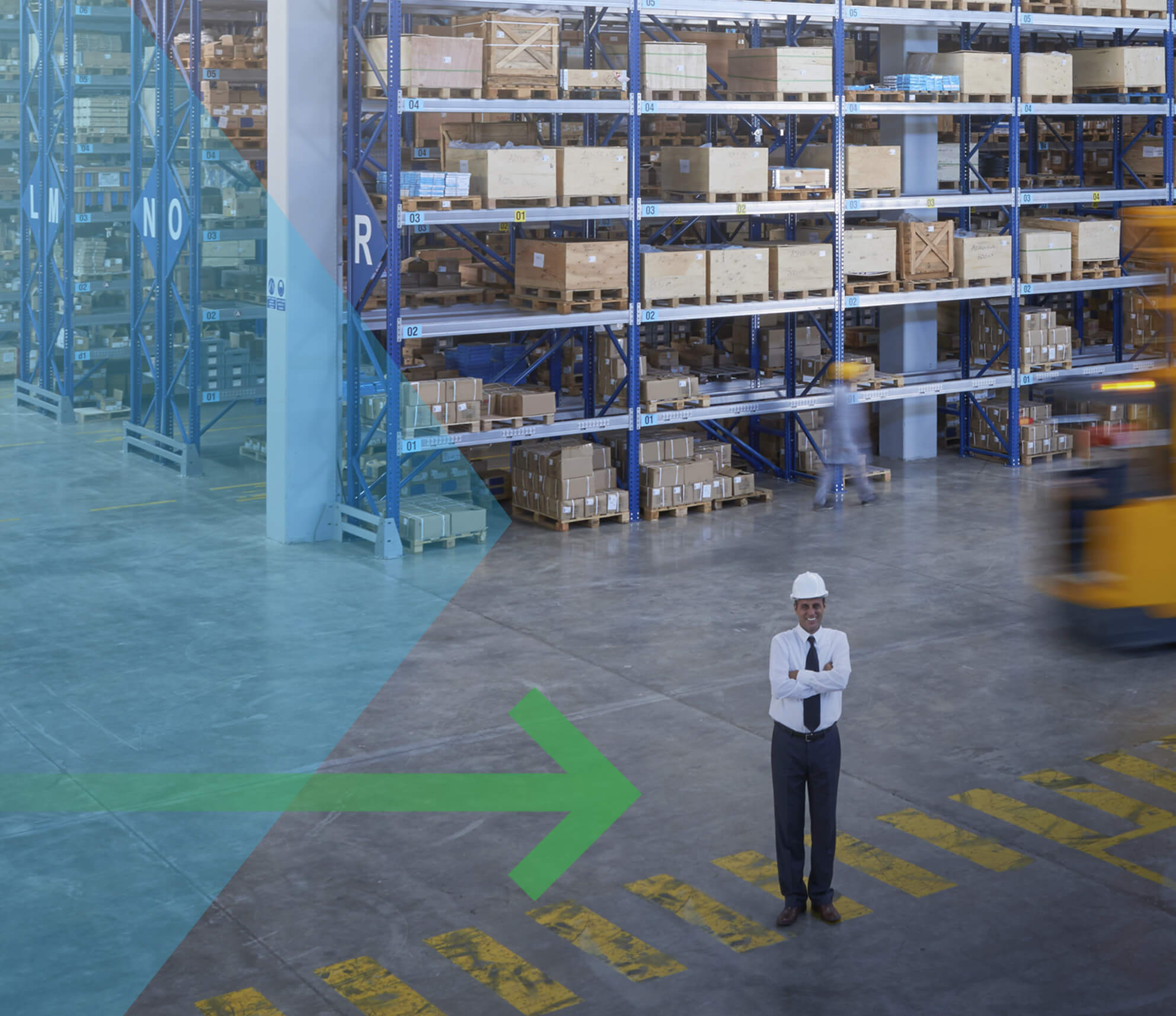 MAKE THE SWITCH TO A SMARTER WAREHOUSING SOLUTION