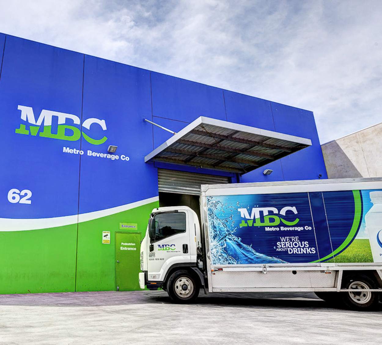 MBC STREAMLINED  THEIR ENTIRE OPERATION WITH OUR SYSTEM
