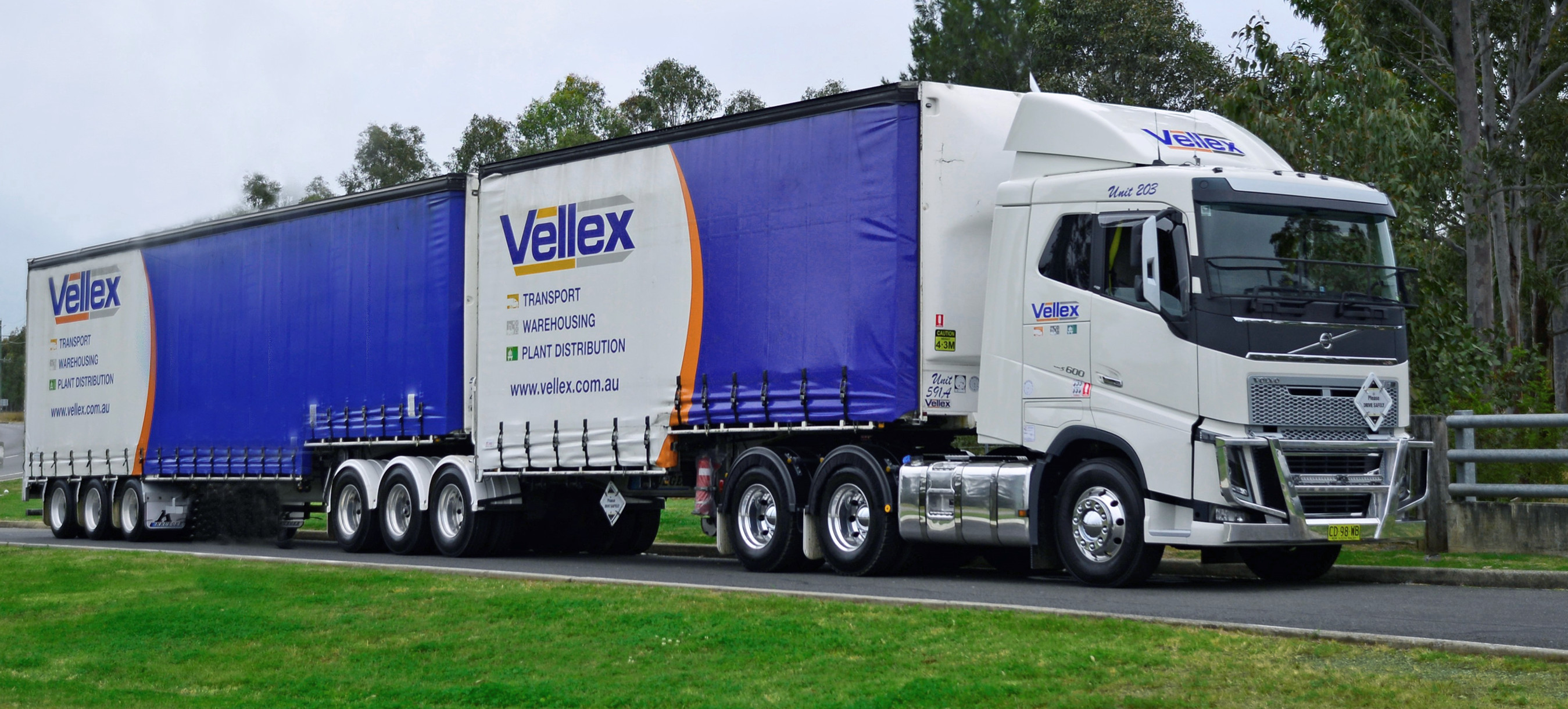 Vellex Streamlines  Their Freight and  Logistics Operations
