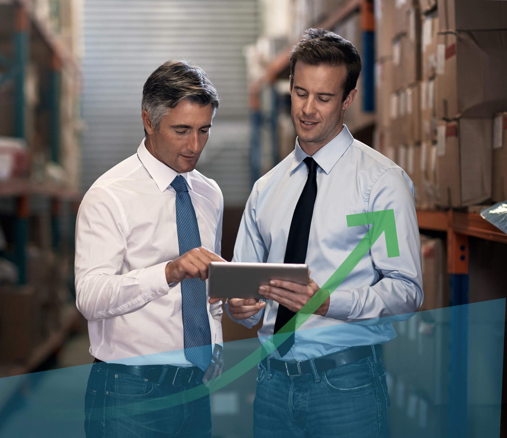 Transform the way you do logistics